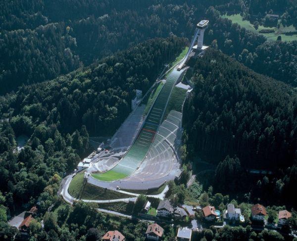 Bergisel Ski Jump 1