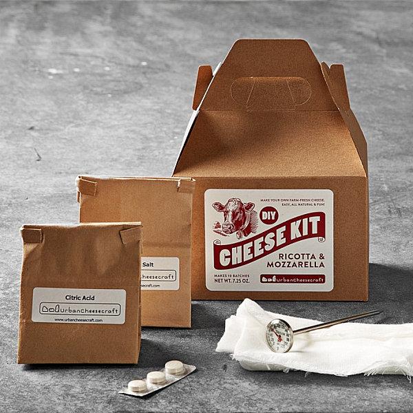 Cheese-making gift set