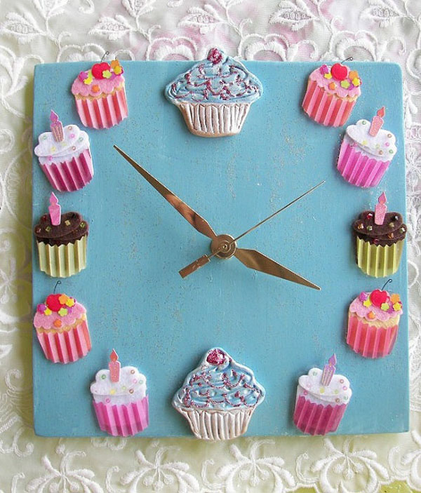 Cupcake-Inspired Home Decor  (9)