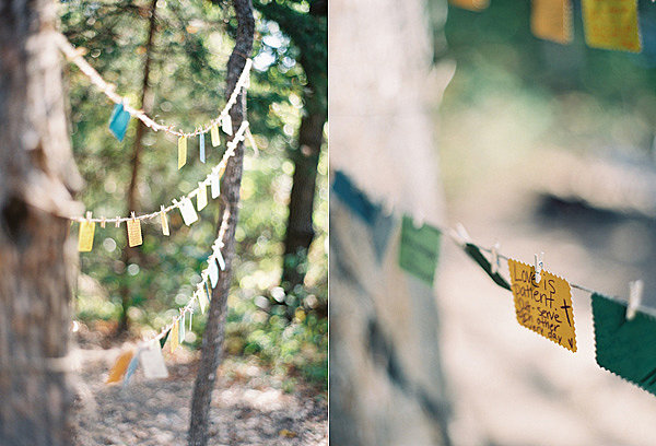 DIY wedding gardland