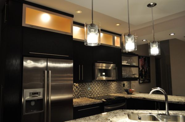 Kitchen Pendant Lighting Images. View In Gallery Divine Looking Pendant  Lights Brighten Up This Otherwise