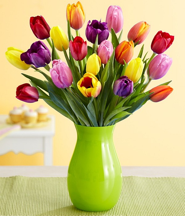 Easter flowers tulips Easter Floral Arrangements for a Stunning Celebration