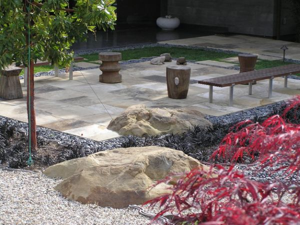 37 garden art design inspirations to decorate your for Create japanese garden your backyard