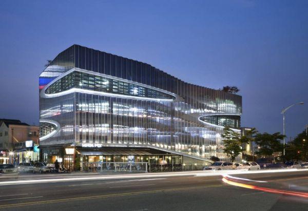 Herma Parking Building 1