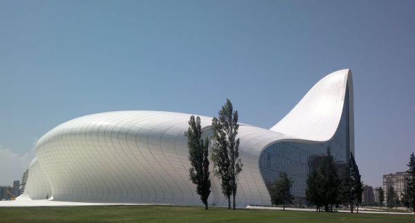 Heydar Aliyev Center 1