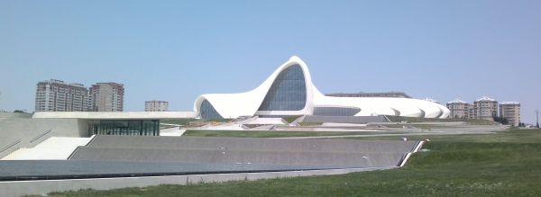 Heydar Aliyev Center 2