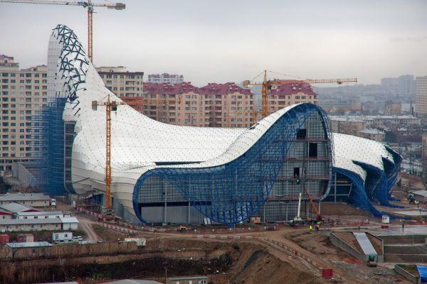 Heydar Aliyev Center 3