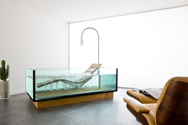 Hoesch Water Lounge Funky Bed Designs For All of Our Little Quirky Secrets