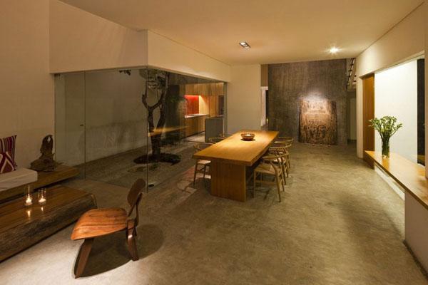 Interior Gardens in modern homes (11)