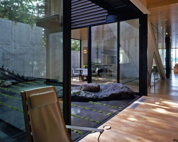 Interior Gardens in modern homes (5)