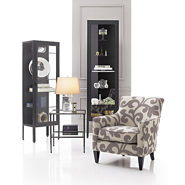 Cabinets for a Chic Display