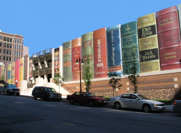 Kansas City Public Library's Community Bookshelf 2