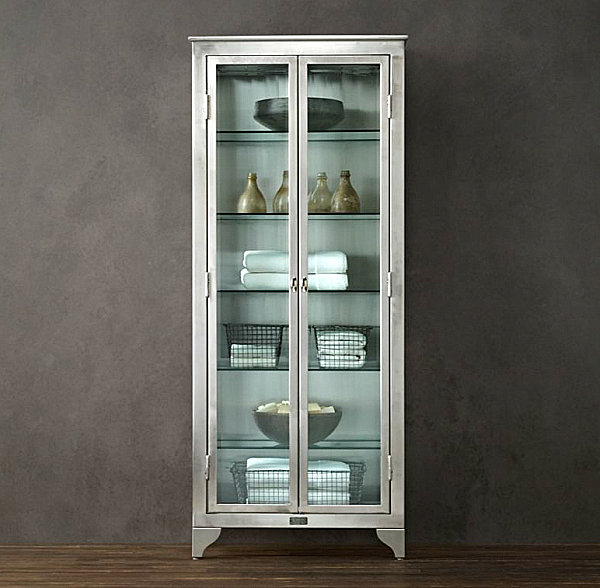 Genial View In Gallery Laboratory Stainless Steel And Glass Cabinet