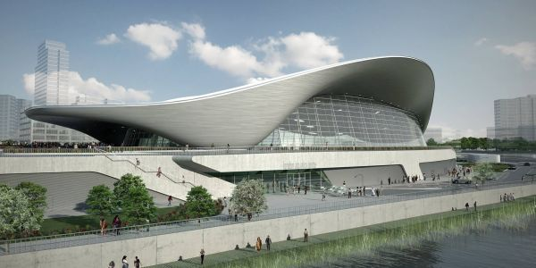 London Aquatics Center 1