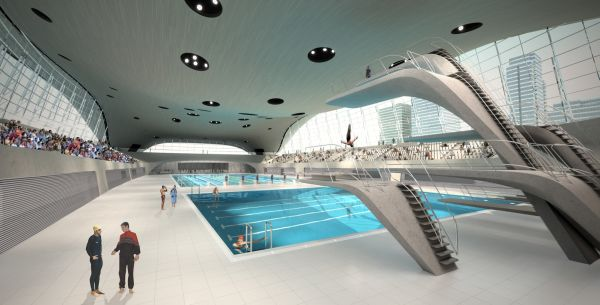 London Aquatics Center 5