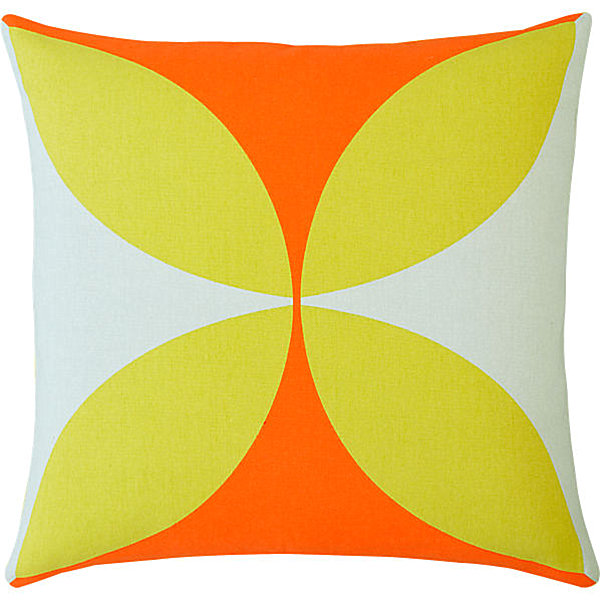 Modern geometric pillow New Throw Pillows for Spring