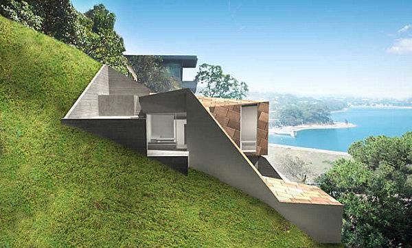 Modular Vail-Grant House