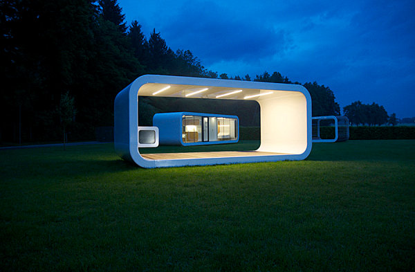 Modular housing by Coodo Unforgettable Modular Homes with Contemporary Style
