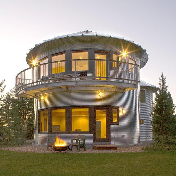 Monte-Silo in Woodland, Utah