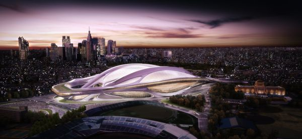 New National Stadium 1