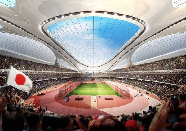 New National Stadium 2