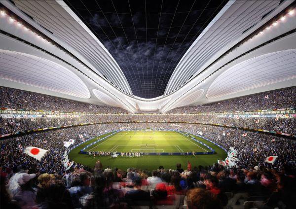 New National Stadium 3
