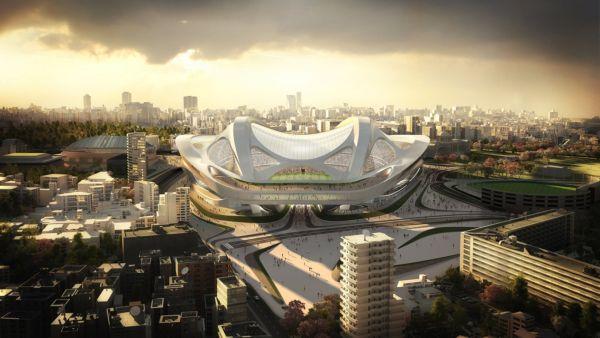 New National Stadium 4