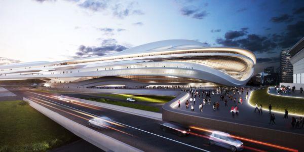 New National Stadium 5