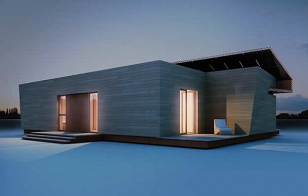 Paradigm Series modular homes by Bogue Trondowski Architects