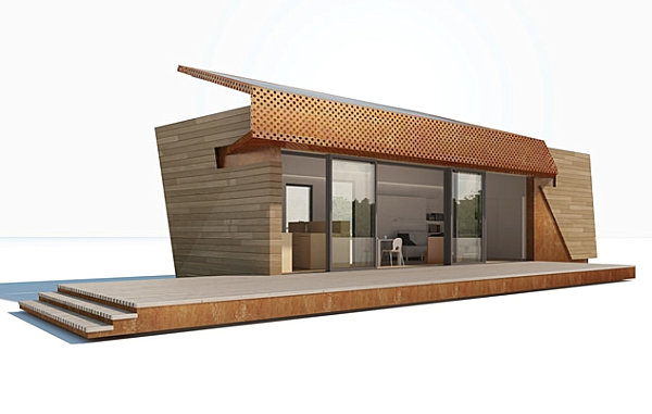 Paradigm modular sustainable home