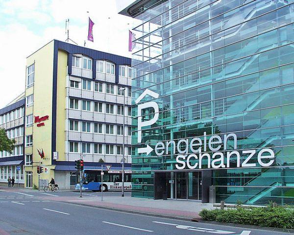 Parkhaus Engelenschanze 1