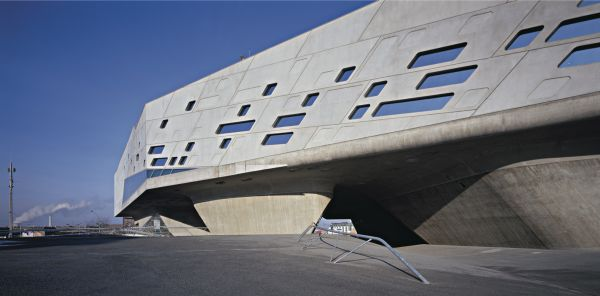 Phaeno Science Centre 3