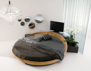 27 Round Beds That Will Spice Up Your Bedroom