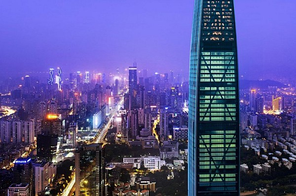 St Regis Hotel in China 13 St. Regis Shenzhen: Luxury Hotel With An Exotic Oriental Appeal