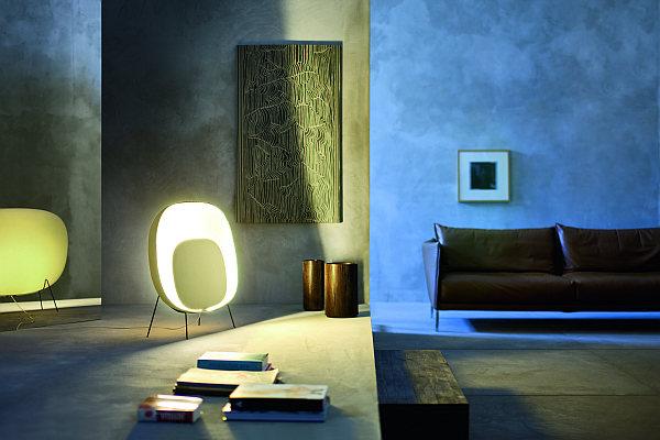 Stewie Floor Lamp by Luca Nichetto for Foscarini