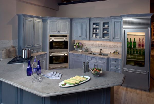 Glass Door Refrigerators Designs Ideas Inspiration And