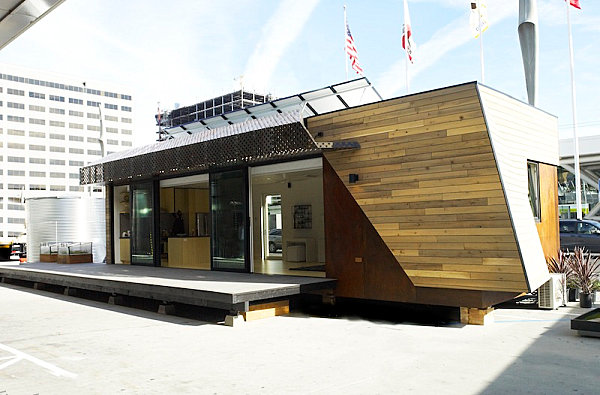 modular home design. View in gallery Sustainable modular home Unforgettable Modular Homes with Contemporary Style