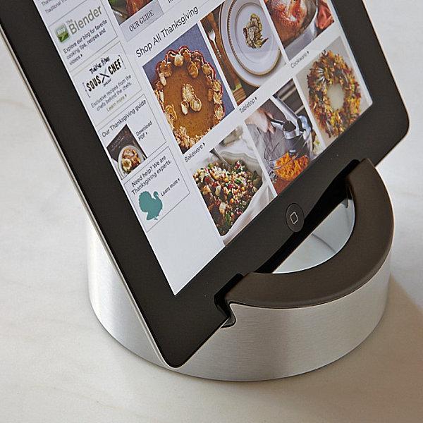 Tablet kitchen stand