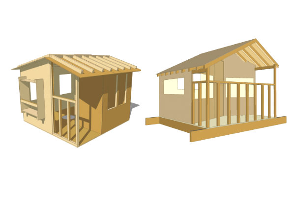 treehouse plans for kids