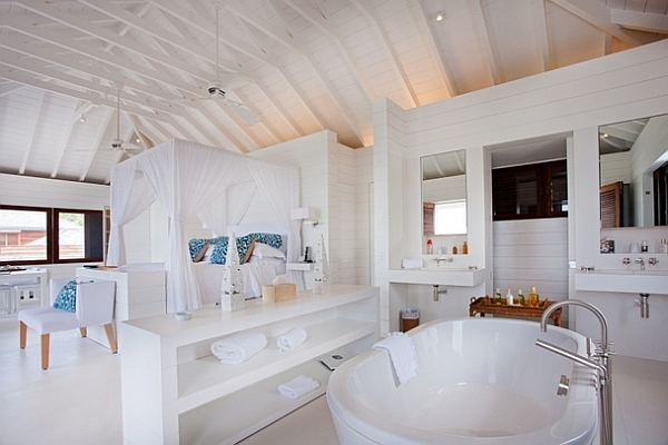 Stunning caribbean villa is the ultimate luxury retreat for Caribbean bathroom ideas