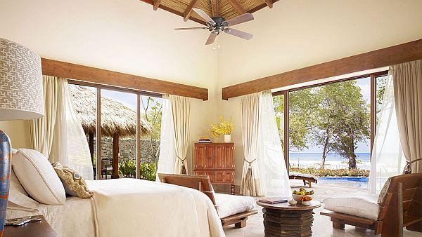 amazing ocean view bedroom