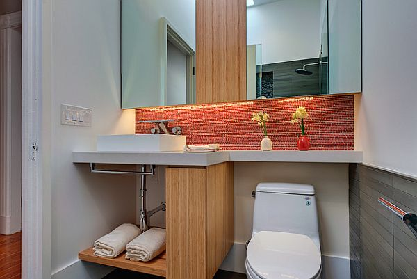 bathroom furniture to hide the toilet