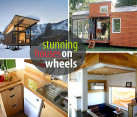 beautiful houses on wheels