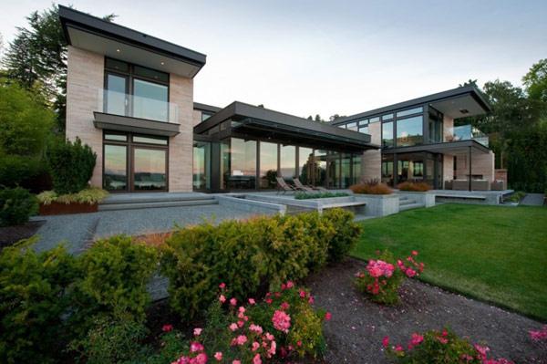 beautiful villa design