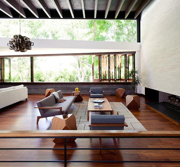 beautiful wooden floors – Los Angeles Residence