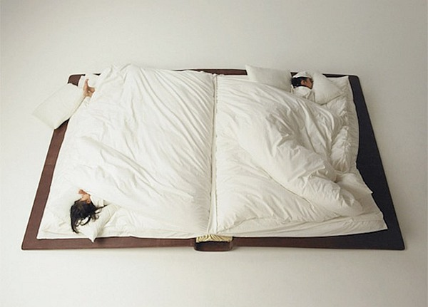 . Funky Bed Designs For All of Our Little Quirky Secrets