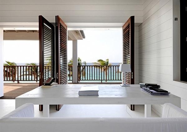 Stunning caribbean villa is the ultimate luxury retreat for Small villa interior design
