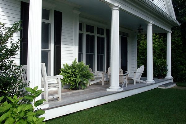 elegant porch design
