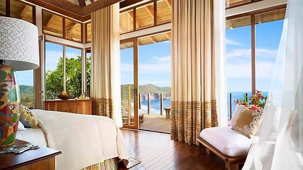 exotic bedroom design - mukul resort