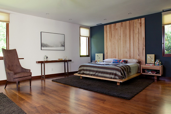 fancy bedroom design - Los Angeles Residence